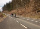 Erste Rad Ausfahrt 2009